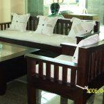 Sofa Sets Teak Wood