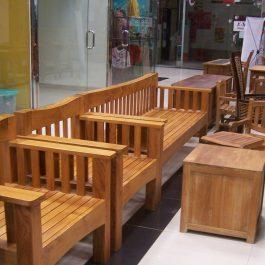 Sofa Sets Teakwood