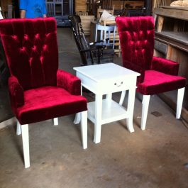 Sofa Sets 2 Chairs 1 Table