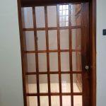 Singel Pane Glass Window