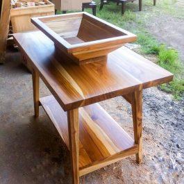 Small Table Wastafel
