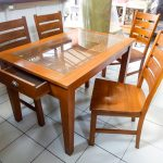 Solid Fineteak Dining Table