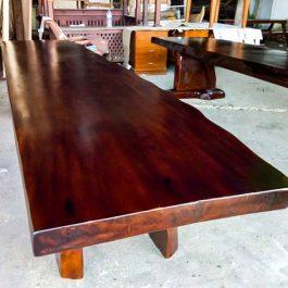 Solid Fineteak Table