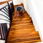 Fineteak Stairs