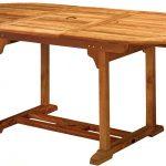 Extensible Garden Table